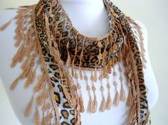 mothers day Necklace scarvesTraditional by likeknitting on Etsy, $14.99