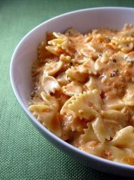 Creamy Italian Tomato Pasta Alfredo
