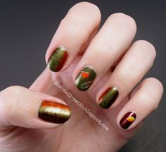 The Nail Smith: HPB Presents Falling for Fall!