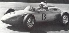 1962 Wolfgand Seidel - Porsche 718 -