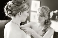 Bride, wedding, hair, updo, french twist, comb, copyright www.tamimcinnis.com