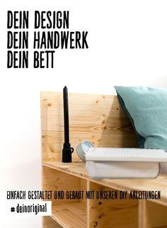 Bett Wilhelm Selber Bauen   Betten