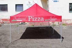 3x6 Pop-up telk Pizza - http://www.reklaamkingitus.com/et/telgid/
