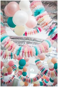Festive Ceiling