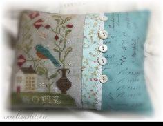 Carolina Stitcher: A few recent finishes.....
