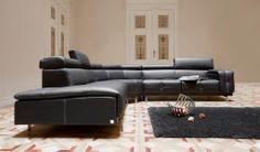 Narożnik Ascot/ Bizzarto; Ascot corner sofa from Bizzarto