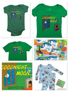 Good Night Moon Party Ideas, Childrens Classic Book Baby Gifts