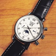 A timepiece is more than just an instrument for managing ones hours in the day - it is a statement of class. : by gentstimepieces Cool Style, Men's Style, Telling Time, Watches For Men, Mens Fashion, Jewels, Luxury, Trends, Collection