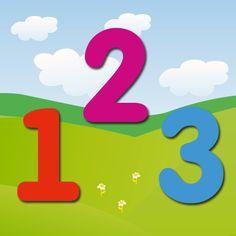 """https://itunes.apple.com/ru/app/matematika-i-cisla-dla-detej/id838846806  Приложение """"Математика и цифры для детей"""" поможет Вашему ребёнку очень быстро и легко научиться считать до 10. Считайте животных вместе с детьми, раскрашивайте их, запоминайте цифры. Ребенок может учить написание цифр, обводя их. #iOS #apps #математика #образование #дети #родители #детские игры"""