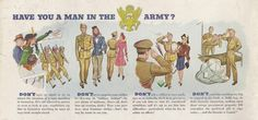 LOL old school army...totally cracks me up