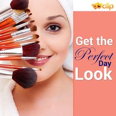 #Vuhere to get some perfect day look make-up tips