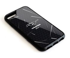 Ford Mustang Hexagon Automotive iPhone X 5s 5c 6 6s 7 8 Plus Hard Plastic Case #UnbrandedGeneric