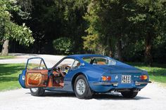 A Short History of the Dino Purists are always quick to point out that this car didn't actually wear a Ferrari badge – it wore Dino badging front and back at the direction of Enzo Ferrari himself, who didn't want to dilute his already legendary brand with a smaller-engined, less expensive model. The Dino had...