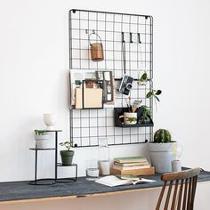 Three ways to style your home office - got a favorite? Home Office, Office Interiors, Interior Office, Compact Living, Third Way, Staying Organized, Home Interior Design, Sweet Home, Bedroom Decor