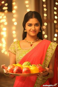 15 Best Pics of Keerthi Suresh in Saree - Buy lehenga choli online Ch hg s ml Beautiful Girl Photo, Beautiful Girl Indian, Most Beautiful Indian Actress, Beautiful Bollywood Actress, Beautiful Actresses, Keerthy Suresh Hot, Kirthi Suresh, Indian Film Actress, Indian Actresses