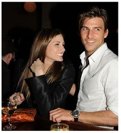 Olivia Palermo and her boyfriend are like Barbie and Ken.