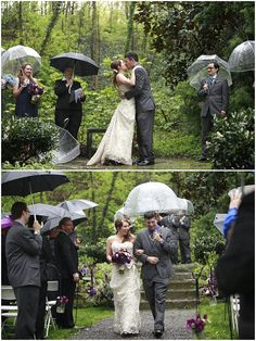 5 Tips to Make Sure Your Rainy Wedding Day is Absolutely Amazing: From One Rained Out Bride to … - Wedding Pictures Rain Dr. Wedding Ceremony Ideas, Rain Wedding, Wedding Day Tips, Outside Wedding, Wedding Advice, Outdoor Ceremony, On Your Wedding Day, Wedding Planning, Dream Wedding