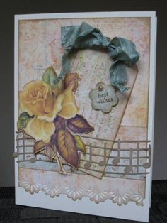 Best Wishes by LatteArt - Cards and Paper Crafts at Splitcoaststampers