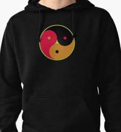 Pullover Hoodie by MARTYMAGUS1