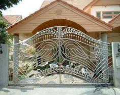 Modern Gate Ideas   Alumunium Home Gate Design Ideas Modern Gate Ideas For  Your House Check