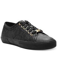 MICHAEL Michael Kors Boerum Sneakers - Sneakers - Shoes - Macy's