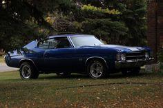 """Chevelle""  1971 Chevrolet Chevelle SS"