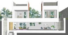 Farming Architecture · Poly House, a new interpretation of the functions and aesthetics of the ideal home.