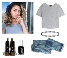 """""""Taylor Giavasis"""" by maddysleepy ❤ liked on Polyvore featuring rag & bone, Wrap, Dr. Martens and Essie Taylor Giavasis, Essie, Polyvore, Shopping, Collection, Tops, Design, Women, Fashion"""