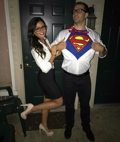50 Unique, Witty, and Downright Adorable Halloween Costumes For Couples If you don't have a clever couples Halloween costume, are you even really together? Just kidding, kind of. There are a ton of unique and creative costume ideas
