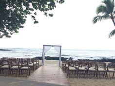 Weddings - Discover Fairmont Orchid, Hawaii, hotel in Hawaii and enjoy the hotel's spacious, comfortable rooms in Fairmont Hotel. Fairmont Orchid, Kohala Coast, Hawaii Hotels, Fairmont Hotel, Coconut Grove, Hawaii Wedding, Big Island, Orchids, Waterfall