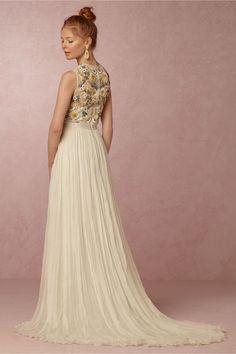 Paulette Dress from BHLDN