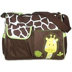 6PCS Black White Baby Changing Bag Large Nappy Diaper Tote PVC FREE 2 Bags