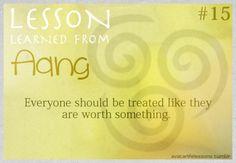 Avatar Life Lessons