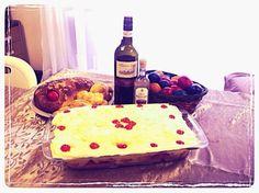Fay's Homemade Recipes: Fay's home made easy Trifle