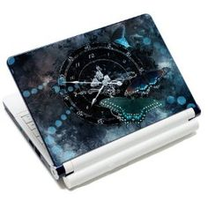 """15.6"""" Laptop Notebook Skin Sticker Cover Art Decal w. Unique Package Fits 13.3"""" 14"""" 15"""" 16"""" HP Dell Lenovo Asus Sony Compaq (Free 2 Wrist Pad)"""