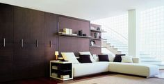 italian-wallbed-couch-closed | By Clei, Available from Resource Furniture