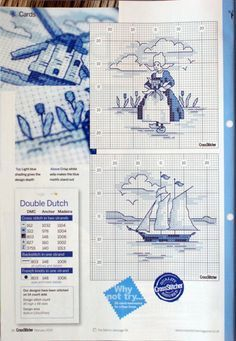 Thrilling Designing Your Own Cross Stitch Embroidery Patterns Ideas. Exhilarating Designing Your Own Cross Stitch Embroidery Patterns Ideas. Small Cross Stitch, Just Cross Stitch, Cross Stitch Needles, Cross Stitch Charts, Cross Stitch Designs, Cross Stitch Patterns, Delft, Cross Stitching, Cross Stitch Embroidery