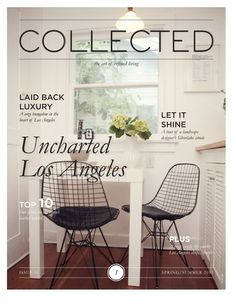Collected magazine summer/2011 #design #decor #travel #fashion #food #lifestyle #free