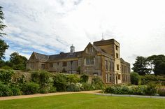 Canons Ashby, historical property