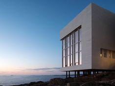 FOGO Island Inn By Saunders Architecture In Newfoundland, Canada   Yatzer