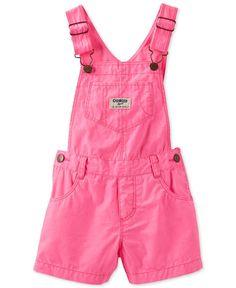 Osh Kosh Toddler Girls' Shortall
