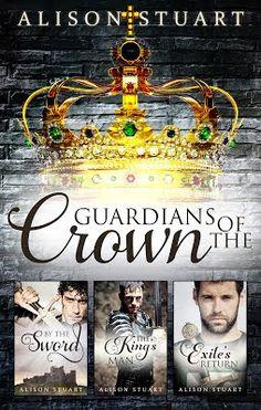 Promo Blitz & Giveaway - Guardians of the Crown by Alison Stuart