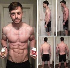 """""""Legal steroids"""" is a catch-all term for muscle-building supplements that don't fall under the category of """"illegal."""" Illegal steroids, or anabolic-androgenic steroids, are synthetic (manufactured) versions of the male sex hormone testosterone. Gain Muscle, Build Muscle, Bodybuilder, Muscle Gain Supplements, Gym Supplements, Fitness Tips, Fitness Motivation, Fitness Exercises, Ab Workouts"""