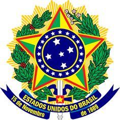 Brasão dos Estados Unidos do Brasil