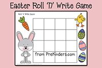 easter-roll-write-game