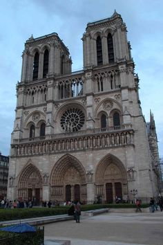 Notre-Dame Cathedrale