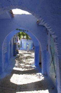 Шефшауэн, Марокко