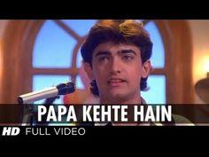 Papa Kehte Hain Bada Naam Karega [Full HD Song] | Qayamat Se Qayamat Tak | Aamir Khan - YouTube