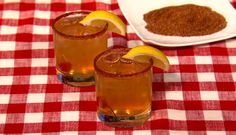 the chew | Recipe  | Clinton Kelly's Low & Slow Whiskey Sour