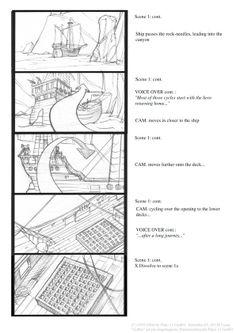 World of Gothic - Gothic 3 - Intro Storyboard - - (2/21)